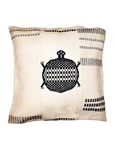 Cushion cover by Burkina Faso nomads