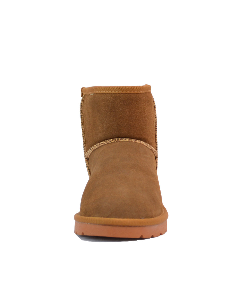 Dames Schoenen - Bootie - Model Mini - Chestnut