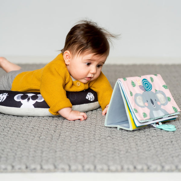 Why is tummy time so important for babies?