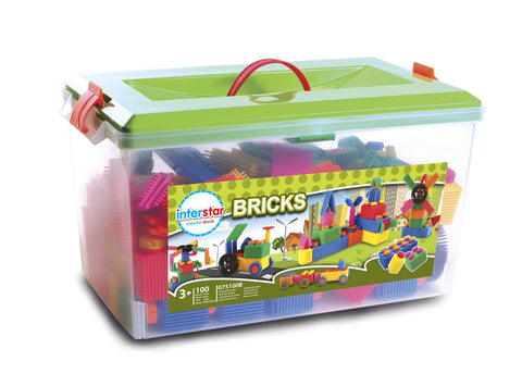 Interstar Bricks 100 Pieces