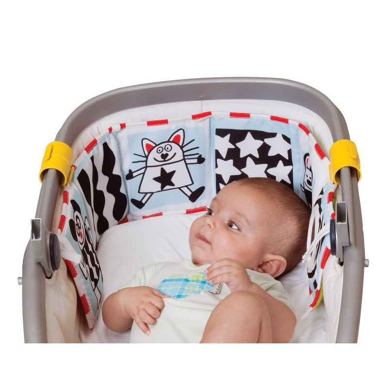 Taf Toys Clip On Pram Book