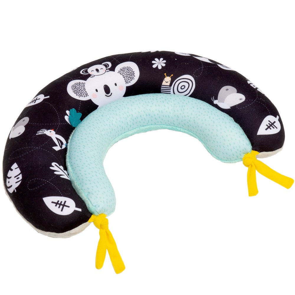 Taf Toys 2 in 1 Tummy Time Pillow – Halilit