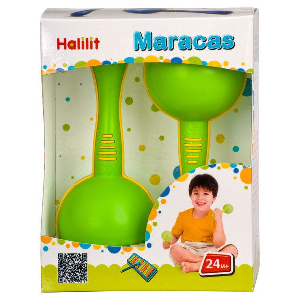 Halilit Maracas (Colours Vary)