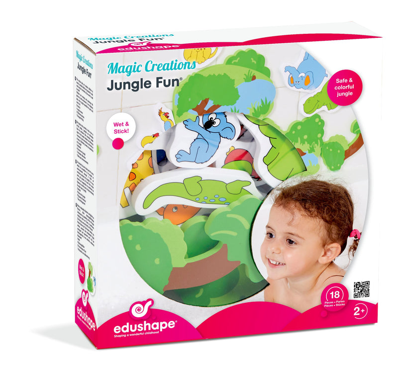Edushape Magic Creations - Jungle Fun