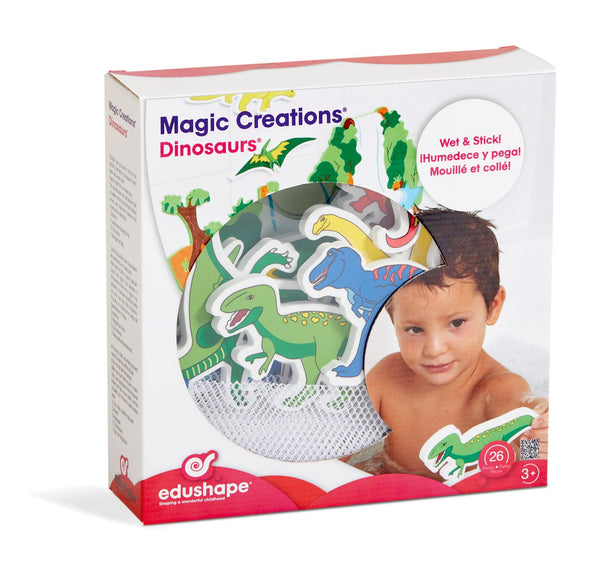 Edushape Magic Creations Dinosaurs