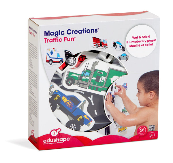 Edushape Magic Creations Traffic Fun