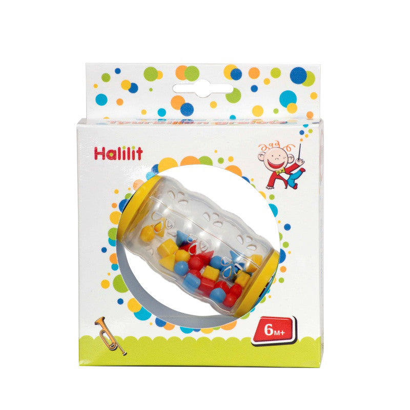 Halilit Rolling Shapes (Colours Vary)