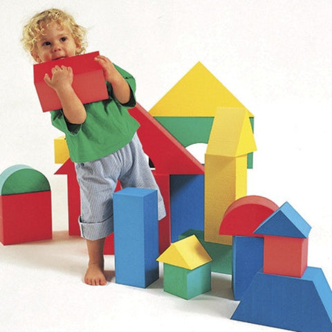 Edushape Giant Foam Blocks 32 Pieces