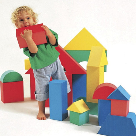 Edushape Giant Foam Blocks 16 Pieces