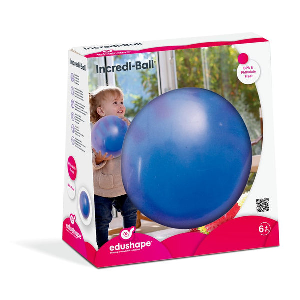 Edushape 18cm Incredi-Ball