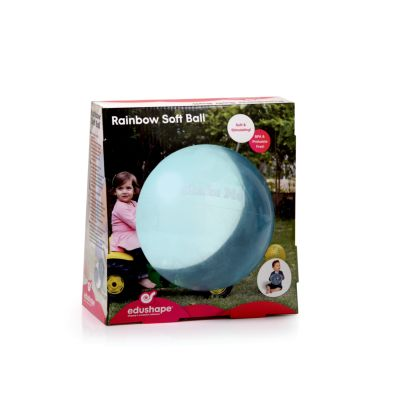 Edushape Rainbow Soft Ball