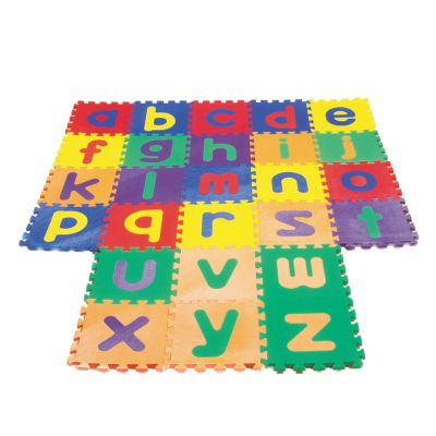 Edushape Edutiles Lower Case Letters