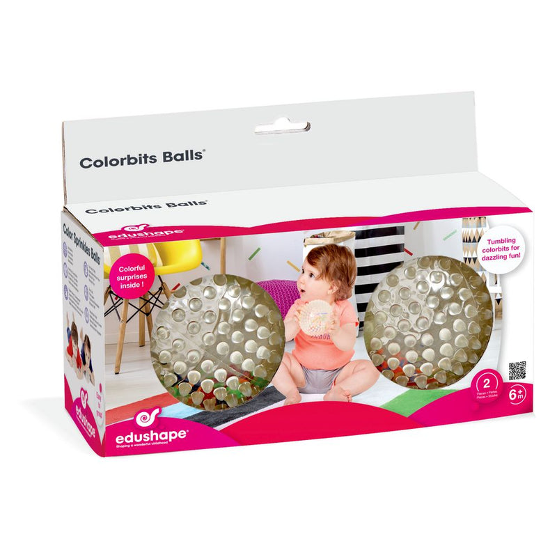 Edushape Colourbitz Balls