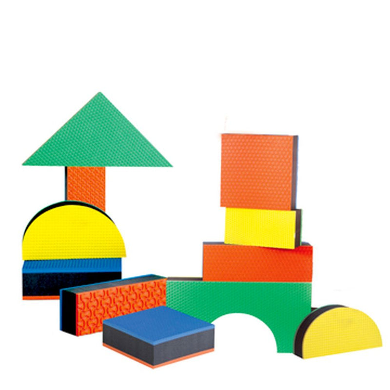 Edushape Jumbo Textured Blocks