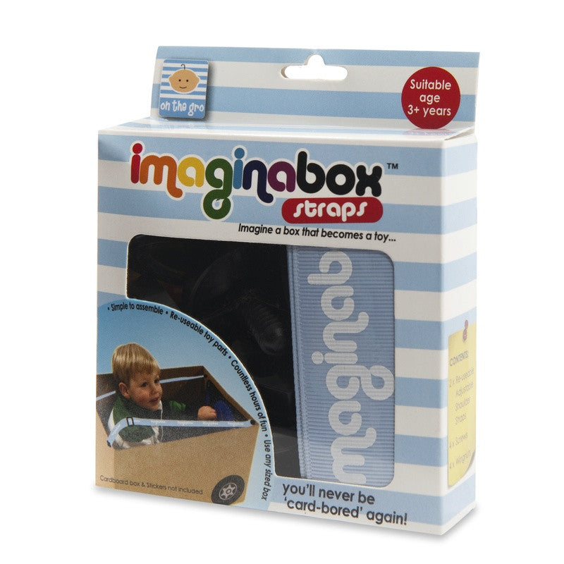 Imaginabox Straps
