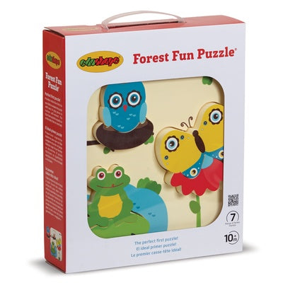 Edushape Forest Fun Puzzle