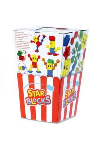 Interstar Star Blocks Funny Faces