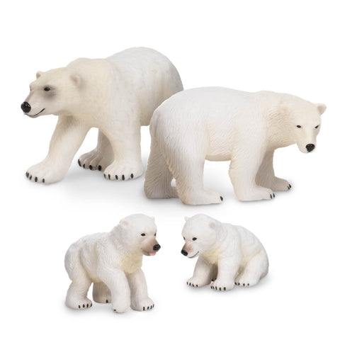 Terra Polar Bear Family