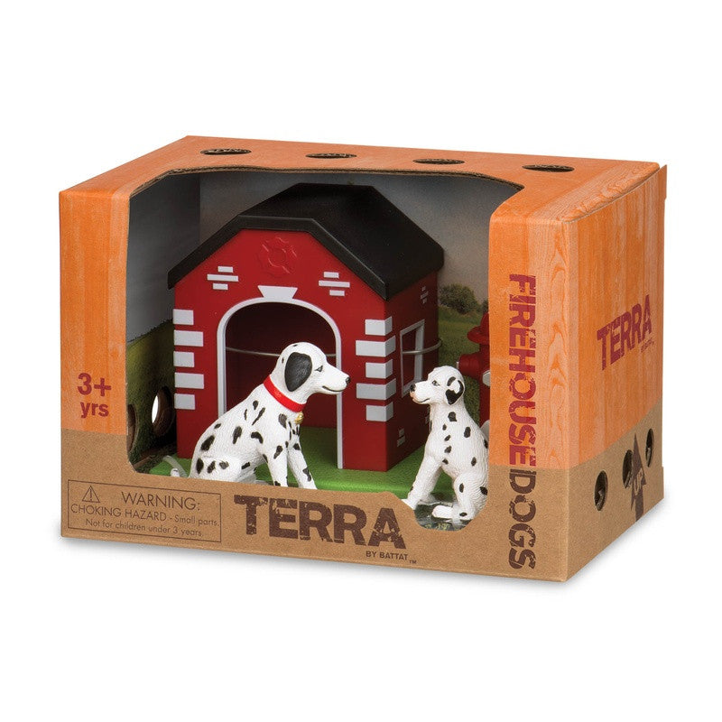 Terra Firehouse Dogs