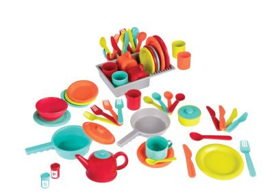 Battat Deluxe Kitchen Playset