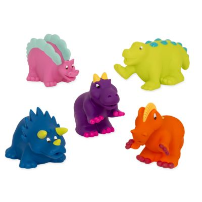 Battat Dinosaur Bath Buddies