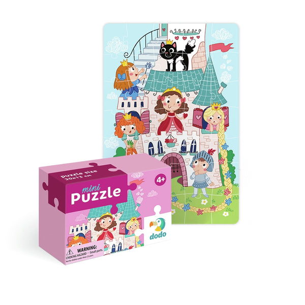 Dodo Mini Puzzle Little Princess