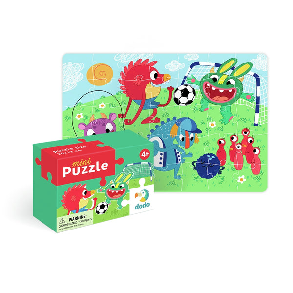 Dodo Mini Puzzle Cute Monsters