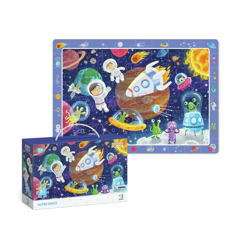Dodo Observation Puzzle Outer Space