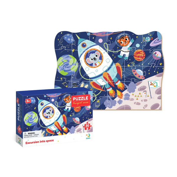 Dodo Puzzle Excursion Into Space