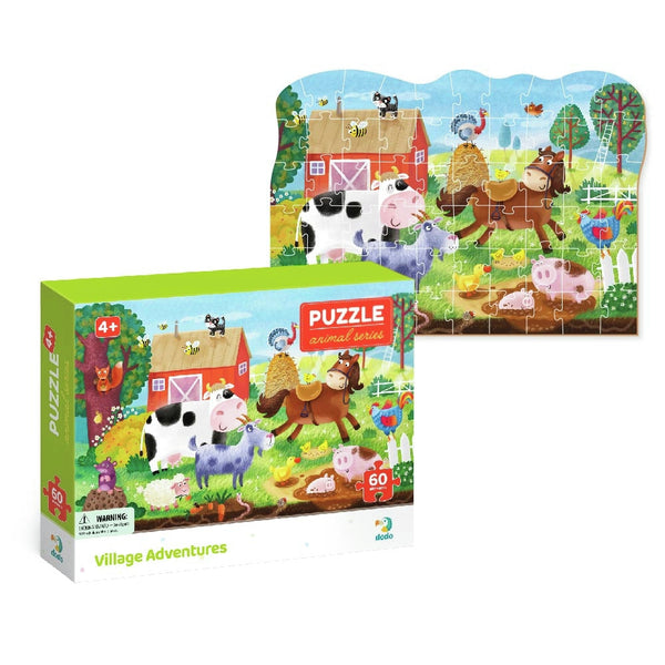 Dodo Puzzle Village Adventures