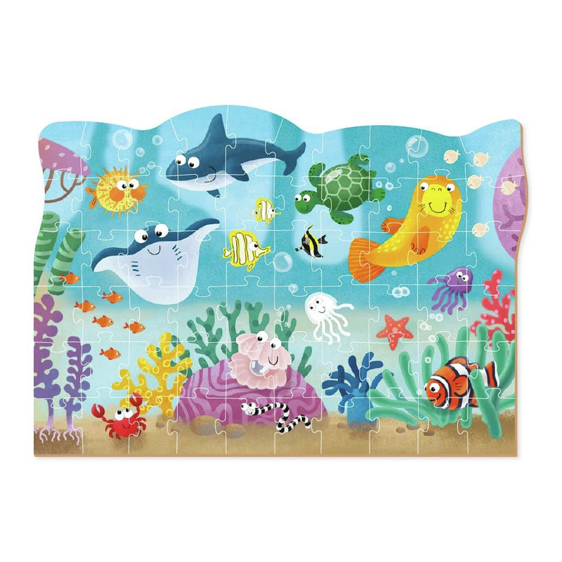 Dodo Puzzle Underwater World