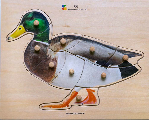 Doron Layeled Duck Puzzle