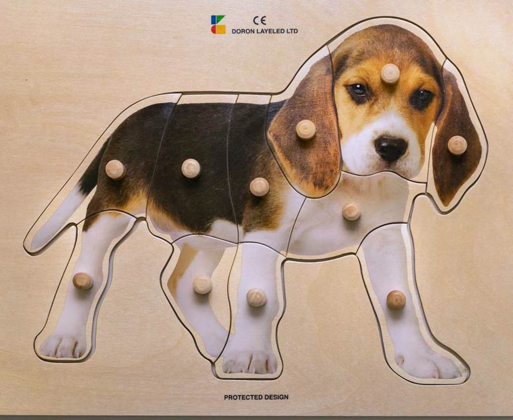 Doron Layeled Puppy Puzzle
