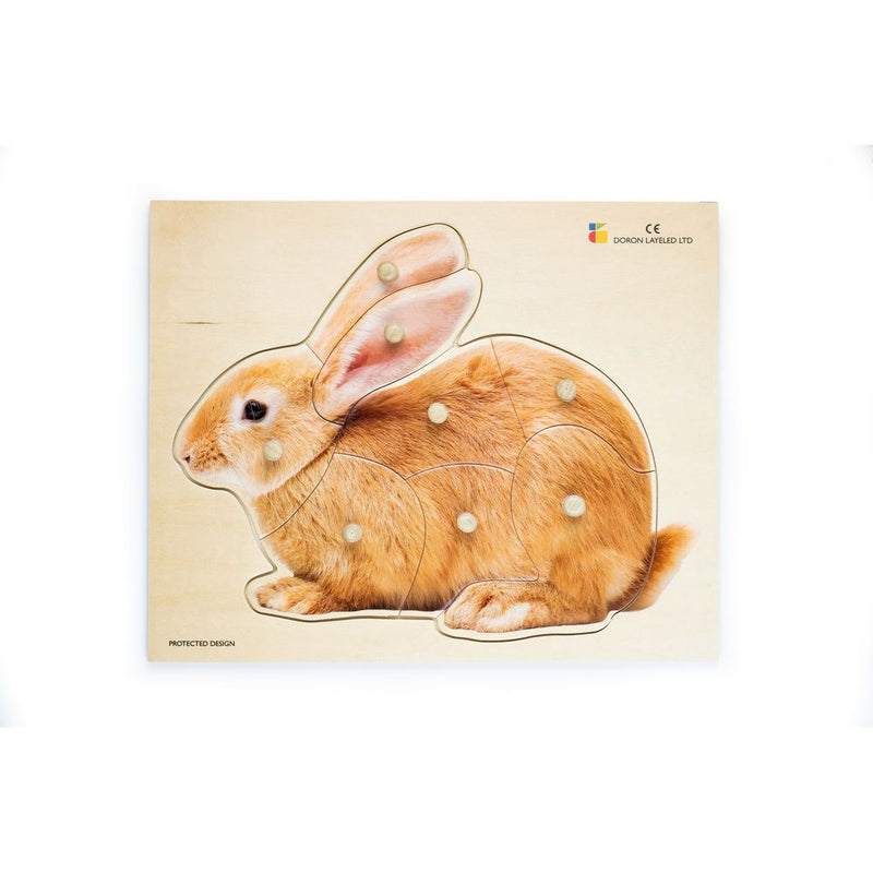 Doron Layeled Rabbit Puzzle
