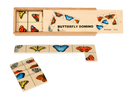 Doron Layeled Butterfly Domino Puzzle