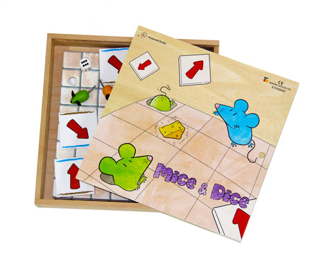 Doron Layeled Mice and Dice Puzzle