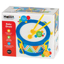 Halilit Baby Drum (Colours Vary)