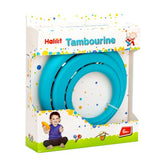 Halilit Tropical Tambourine (Colours Vary)