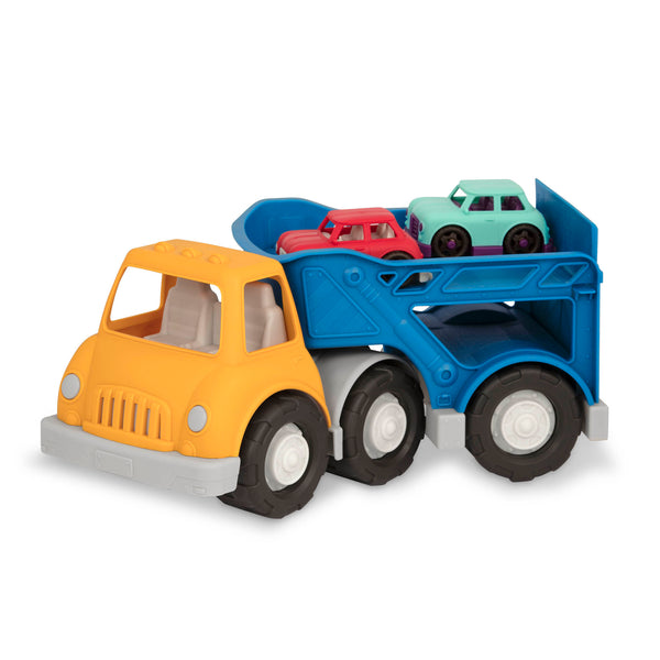 Wonder Wheels Car Carrier