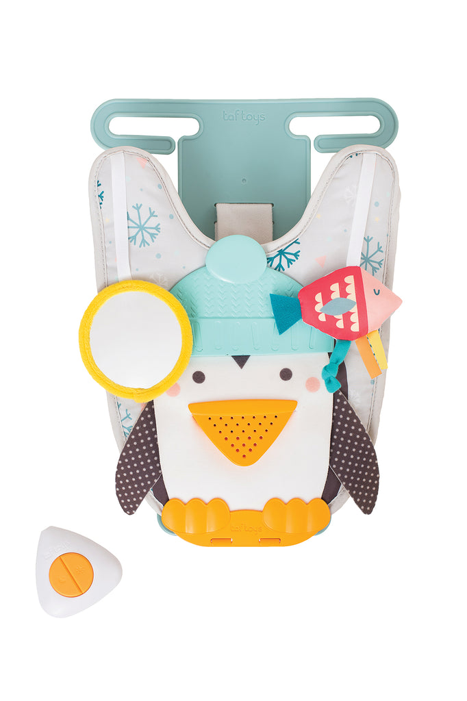 Taf Toys Penguin Play and Kick Car Toy