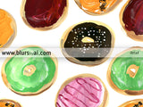 Lots of donuts printable home decor, #1