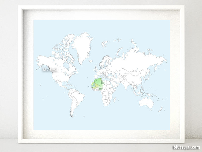 Coloring World Map Printable, Adult Coloring Pages Featuring The World –  Blursbyai