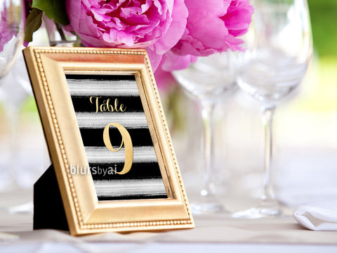 Wedding and bridal shower: the Adalyn Collection