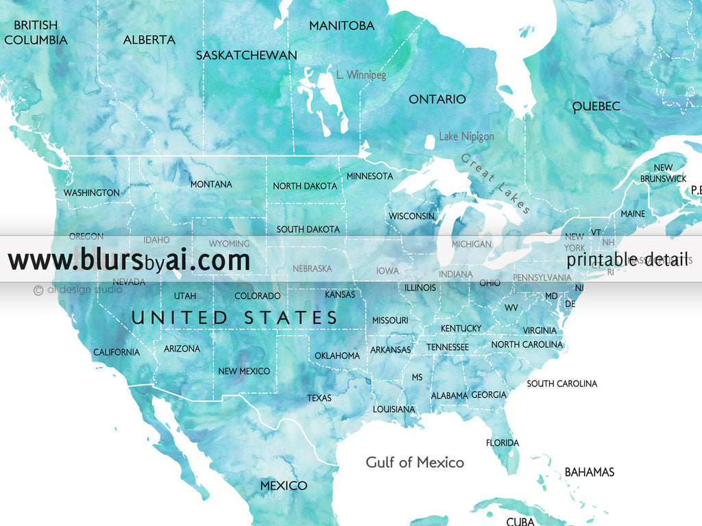US State Wikipedia Add Regions Of The United States On Google Map