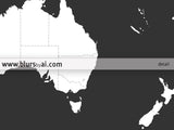 World map for coloring, printable world map with countries and states outlined in dark grey background, 20x16""