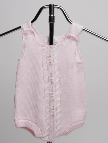 Overall Bubble Romper