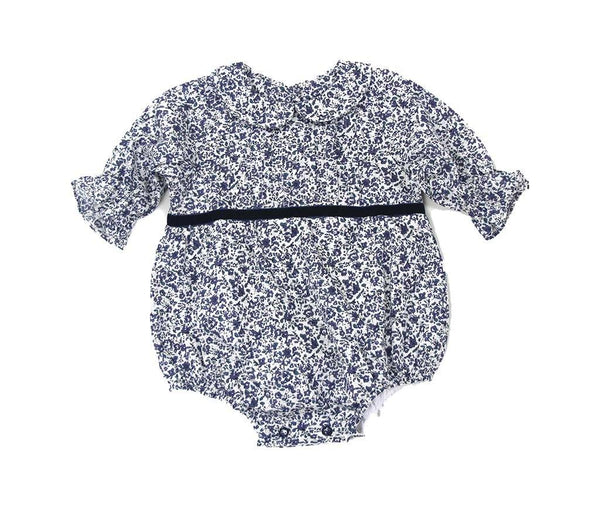 Freesia Bubble Romper