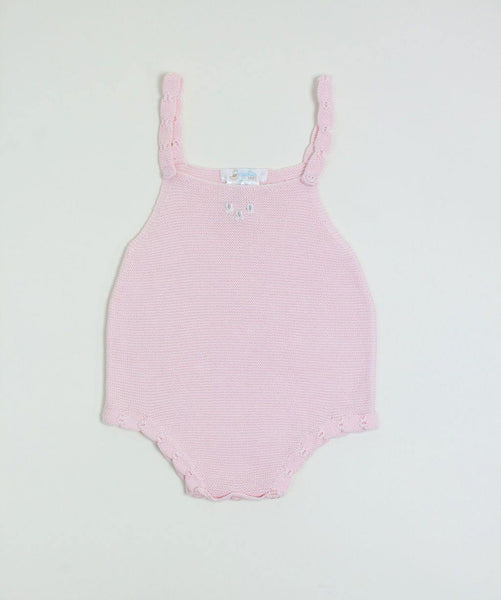 Rosebud Bubble Romper