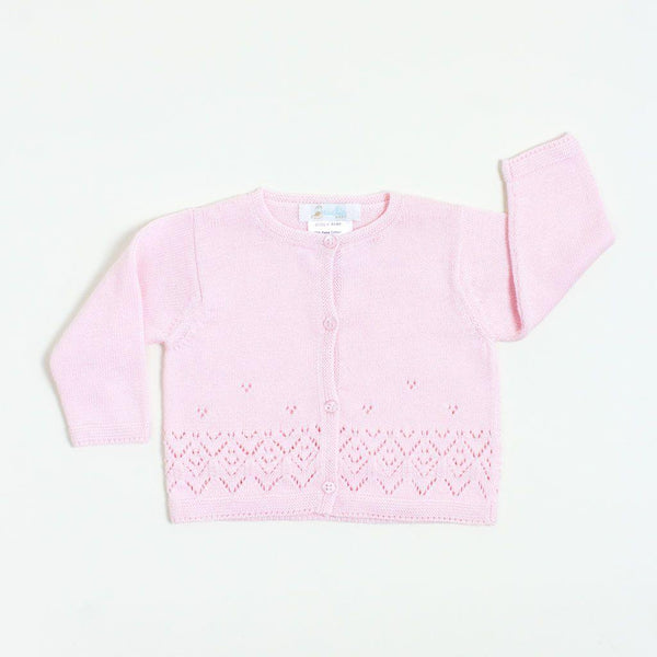 Pointelle Knit Bloomer Set
