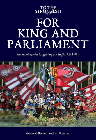 TtS! For King and Parliament rules - Physical Edition